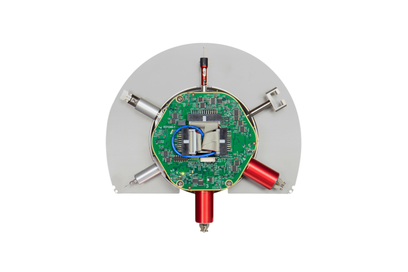 回転式測定ヘッド(RMU)