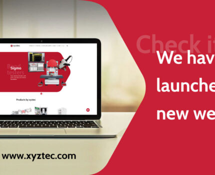 Launch new xyztec website