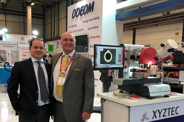 ODEOM and xyztec at WIN Eurasia 2018