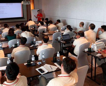 Presentation Bangkok service training 2019
