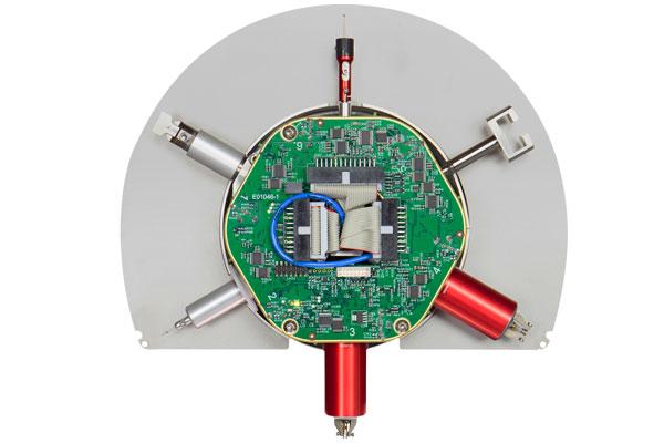 六合一旋轉測試模組(RMU)