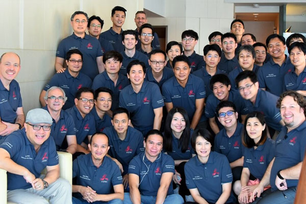 Sales and service training 2016