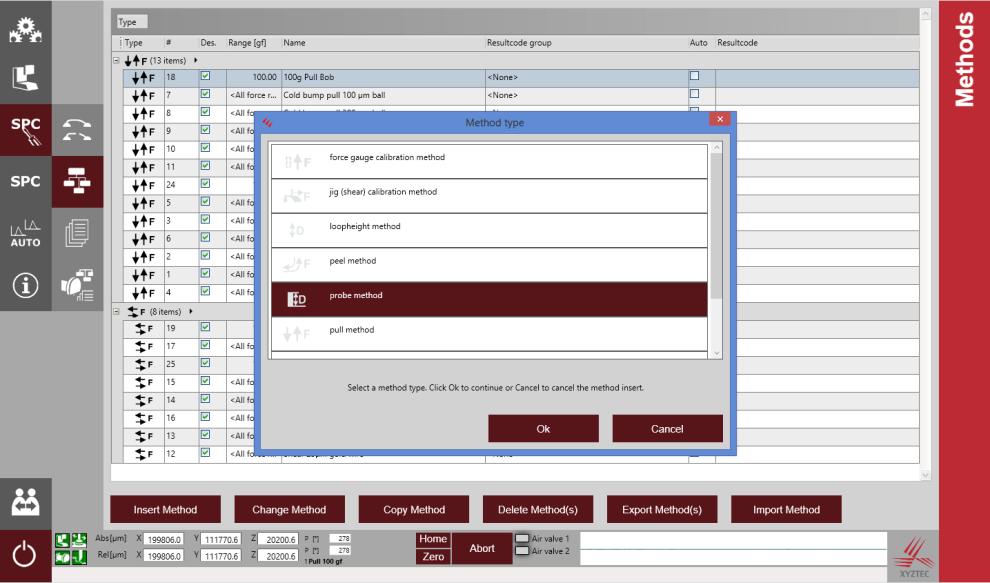 Screenshot-select-probe-method