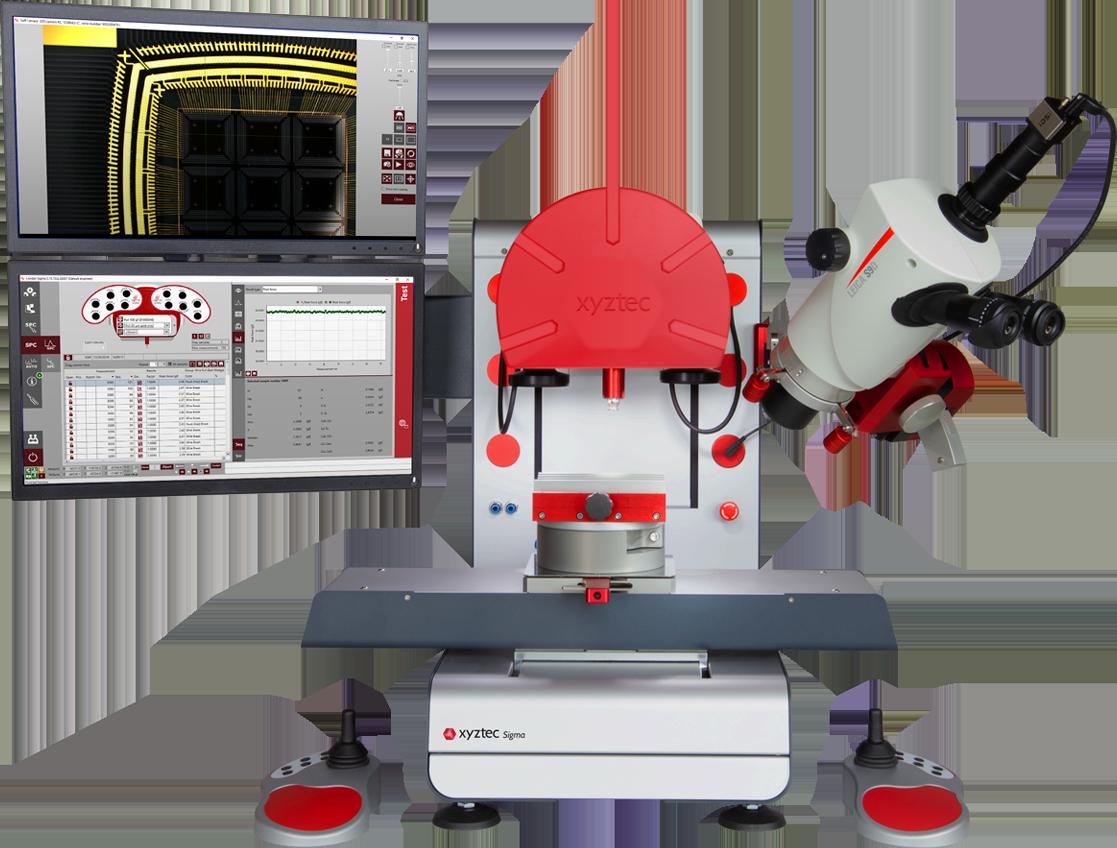 Sigma 推拉力测试机