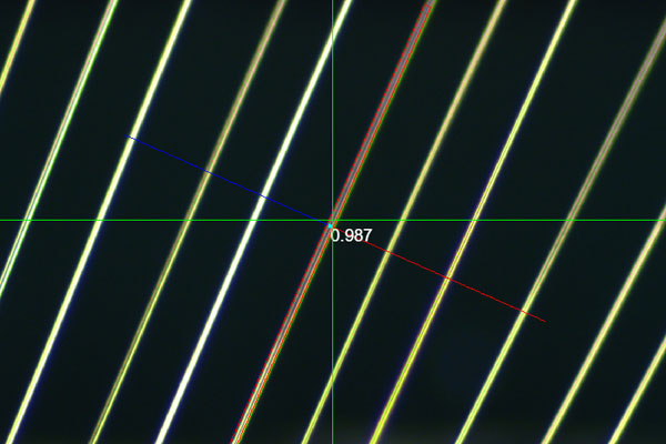 Wire detection