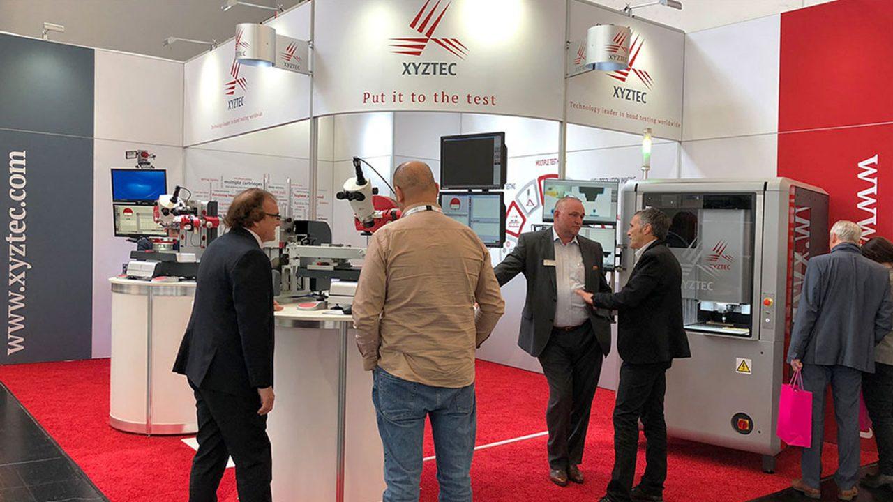 Xyztec at SMTconnect Germany 2019