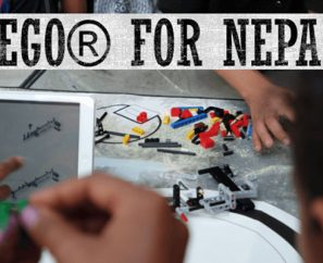 Lego for Nepal