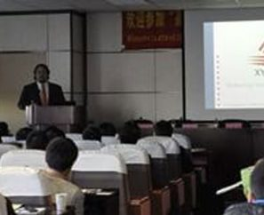Seminar together with Tianjin University